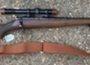 BRNO Model 1 Bolt Action   Rifles