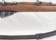 Lee Enfield SMLE No.1 Mk3* Dated 1915 w/ Original Leather Sling Bolt Action .303  Rifles