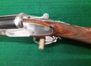 S.A.B. Societa Armi Brescine, s.r.l. (Renato Gamba) london  12 Bore/gauge  Side By Side
