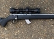 Savage Arms .22 Bolt Action Rifle Bolt Action .22  Rifles