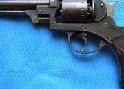 Starr Double Action Military issue percussion revolver .44  Revolver