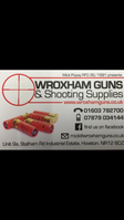 WROXHAM GUNS AND SHOOTING SUPPLIES